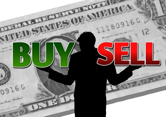 Investment buy and sell information